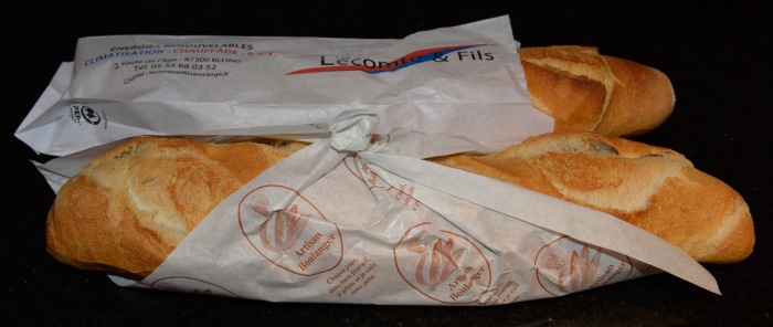 Nothing much better than good French bread